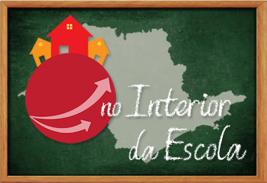 NO INTERIOR DA ESCOLA